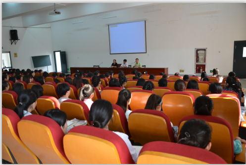 前教育系召开 对口升学 会议 -安徽淮北技师学院 淮北工业与艺术学校