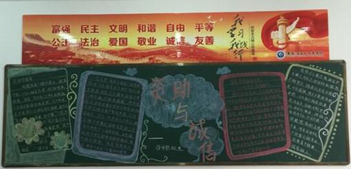 淮北工业与艺术学校资助宣传月活动圆满结束 -资助信息 学生处
